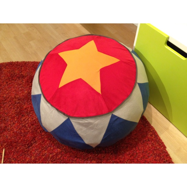 Inflatable Ottoman Cover Diy