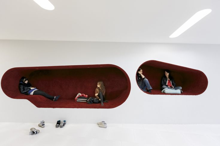 Image 2 of 38 from gallery of City Library in Seinäjoki / JKMM Architects. Photograph by Tuomas Uusheimo