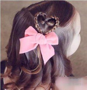 50 Phantasie kleines Mädchen Zöpfe Frisur – #frisur #kleines #madchen #phantas…