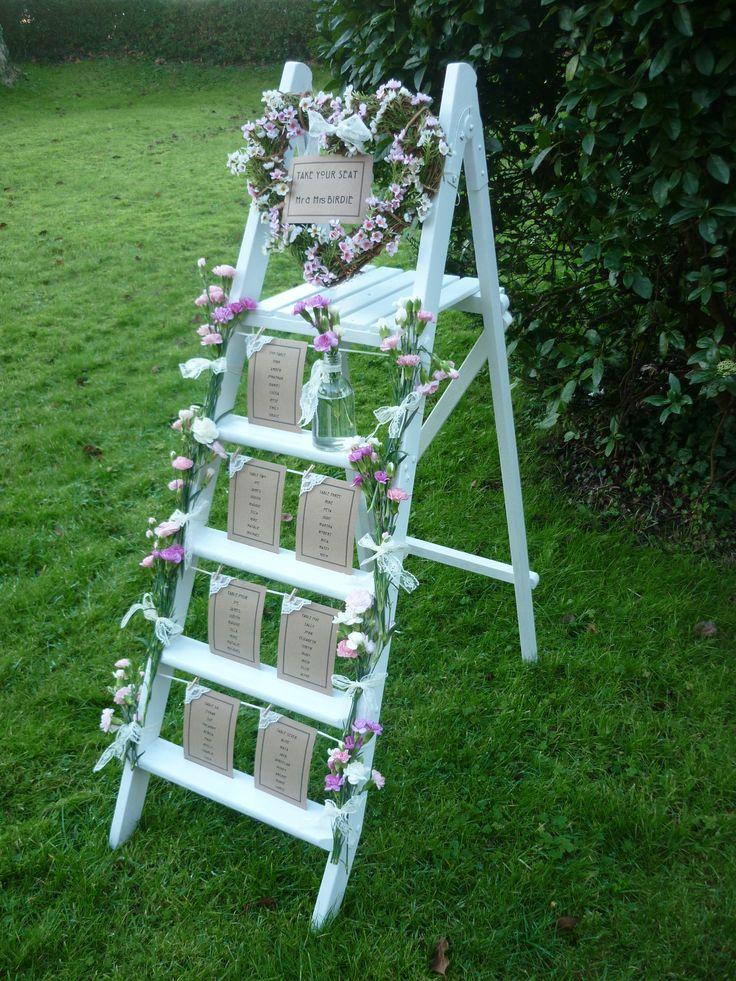 step ladder table plan - Google Search