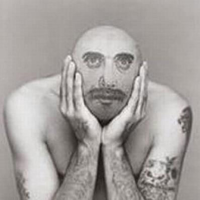 ;-): Bald Head, Incr Tattoo, Hilarious Tattoo, Body Art, Head Tattoo, Funny Tattoo, Faces Tattoo, Weird Tattoo, Tattoo Illusions