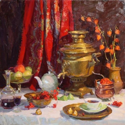 dmitrie.lyudmi — «Калашникова Ольга. Чай с ягодами» на Яндекс.Фотках