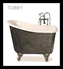 small tub roll top bath and tubs on pinterest