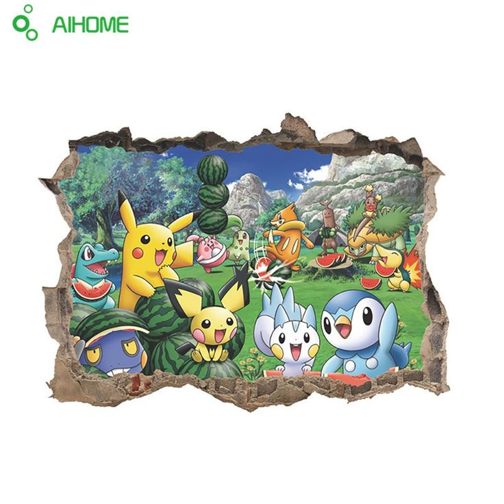 Like and Share if you want this  Pocket Monster 3D Wall Sticker Pokemon Go Pikachu Home Decoration Kids Living Room Waterproof Poster    9.00, 9.99  Tag a friend who would love this!     FREE Shipping Worldwide     Get it here ---> https://liveinstyleshop.com/pocket-monster-3d-wall-sticker-pokemon-go-pikachu-home-decoration-kids-living-room-waterproof-poster/    #shoppingonline #trends #style #instaseller #shop #freeshipping #happyshopping