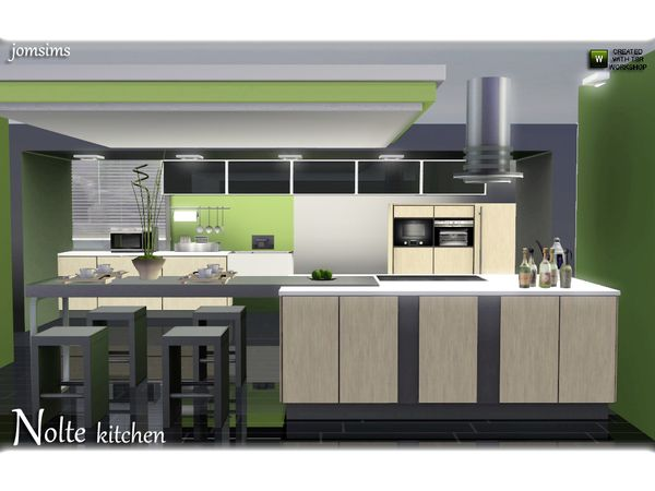 1000 images about sims on pinterest the sims 15 for Sims 3 kitchen designs