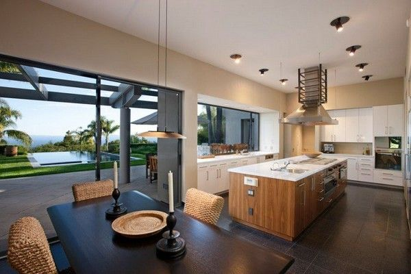 undefined: Dreams Home, Dreams Kitchens, Hochhaus Blatter, Santa Barbara, Interiors Design, Blatter Architecture, Home Decor, Ocean View, Whitehead Bays Resident