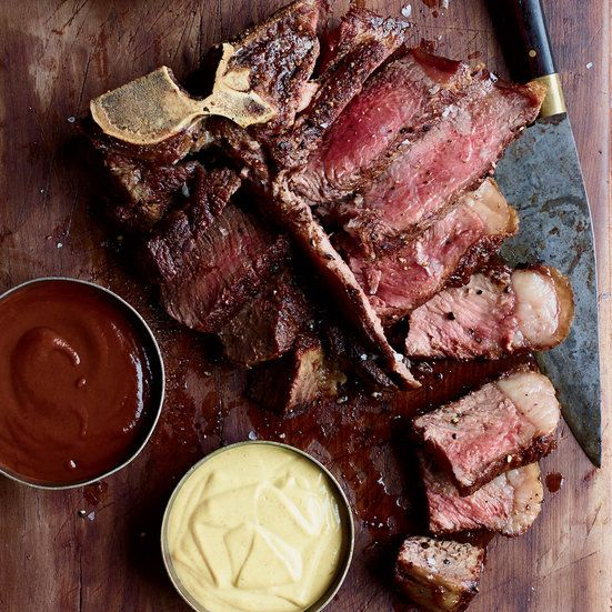 This simple marinated steak gets tons of flavor from citrus, garlic and oregano. Get the recipe at Food & Wine.