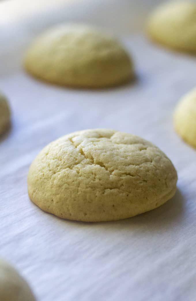 Sour Cream Sugar Cookies Recipe In 2020 Sour Cream Sugar Cookies Recipes Chocolate Bread