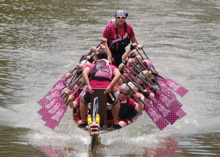 10 Principles of Dragon Boat Teamwork
