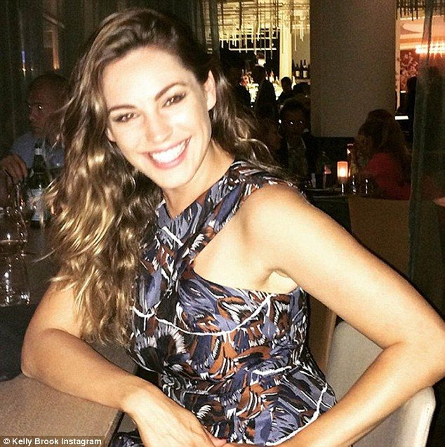 Kelly Brook parties up a storm in Monaco just days after cruel jibes by Katie ... Kelly Brook  #KellyBrook