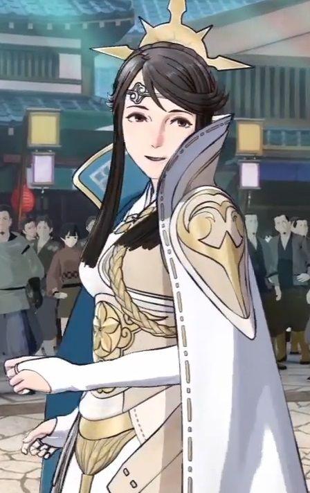 Mikoto- Fire Emblem Fates. (Hoshido)