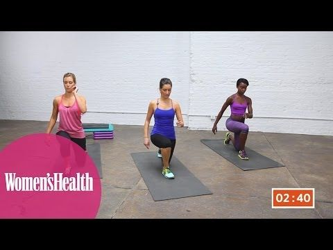 ▶ Quick Workout: 5-Minute Total Body Workout - YouTube