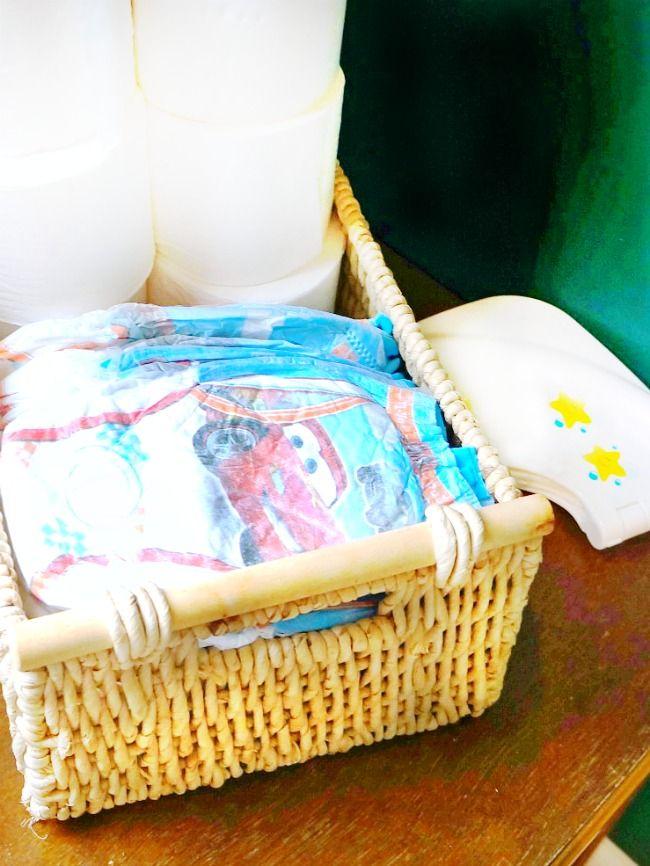 Best potty training pants for toddlers - LivingMiVidaLoca.com   (AD) #PottyPartnership