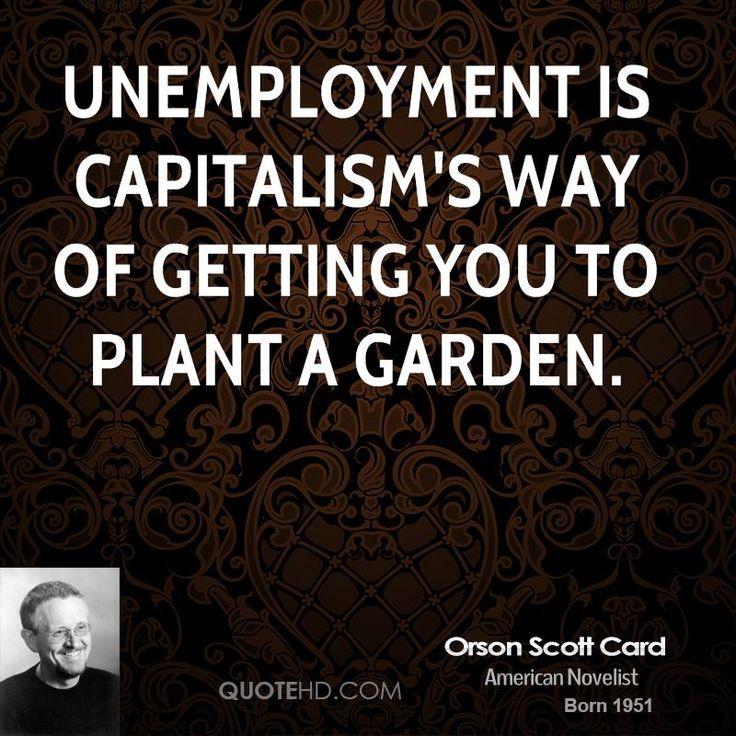Unemployment Quotes. QuotesGram