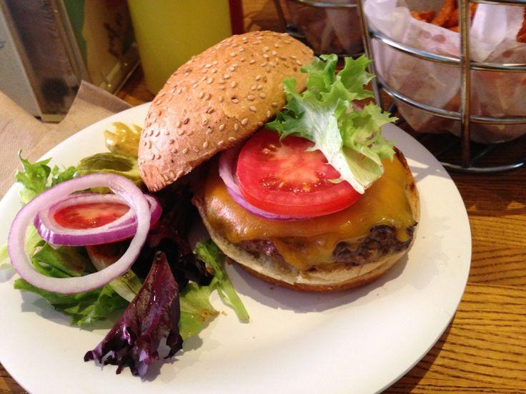 67 Burger by Justeunedose