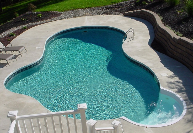 33 Best Images About Our Beautiful Swimming Pools On Pinterest Vinyls Outdoor Lighting And