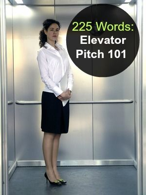 Speak Your Personal Brand: What's Your Elevator Pitch?