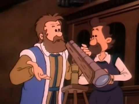 Conociendo a Galileo Galilei |