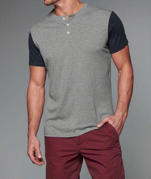 Abercrombie Verano 2015 camisetas ajustadas