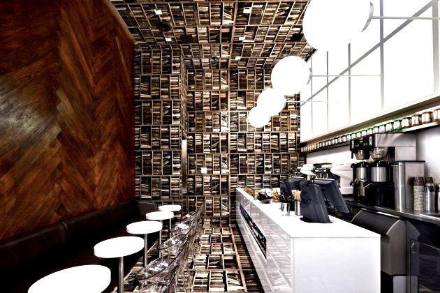 Interior Design For Cafe Ideas