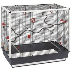 Cage oiseaux FERPLAST PIANO 7 #oiseaux #produits #animaux