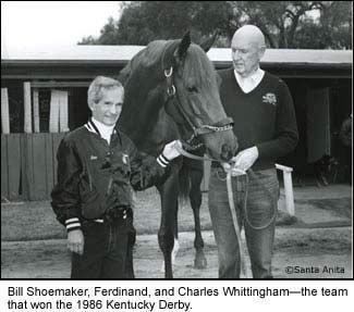 Shoemaker, Ferdinand and Whittingham