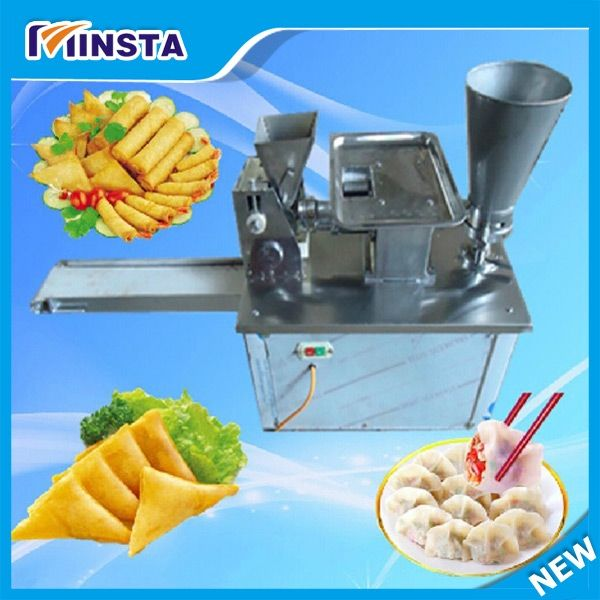 1880.00$  Buy now - http://alie2n.worldwells.pw/go.php?t=32712126071 - Automatic Electric household/commercial using Dumpling making machine/hot selling fried dumpling machine 1880.00$