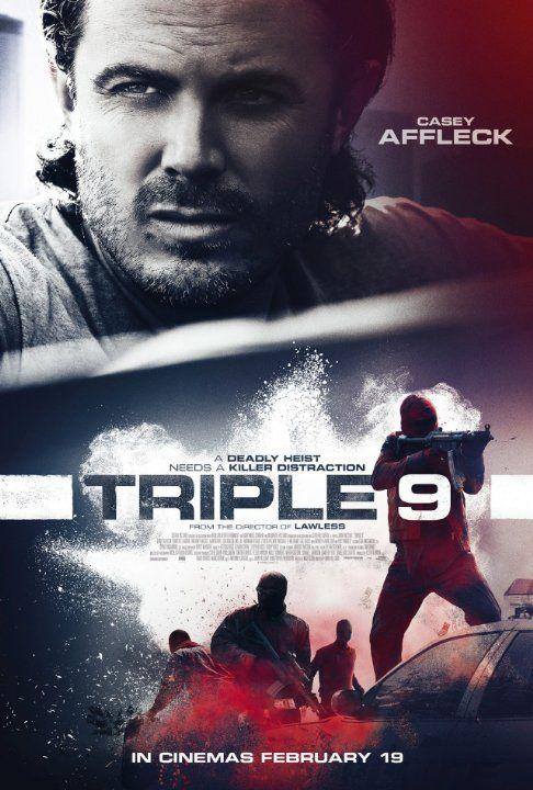 Casey Affleck in Triple 9 (2016)