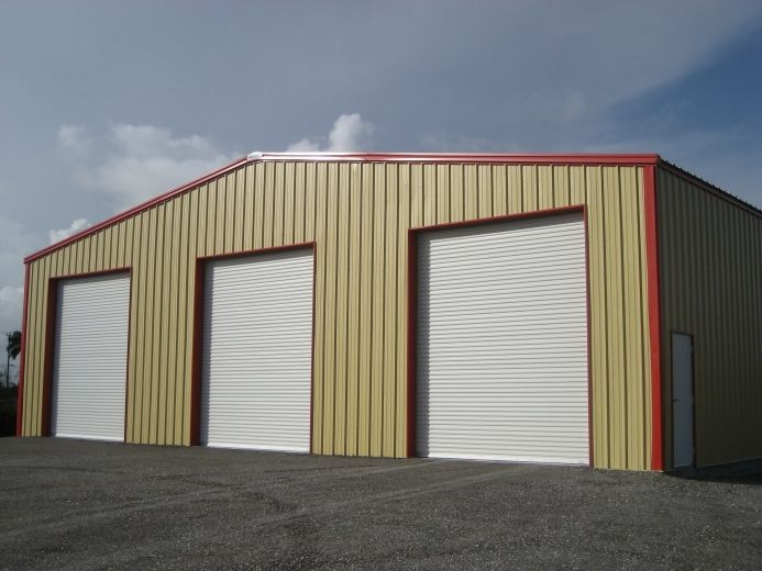 46 best images about metal buildings on pinterest for Florida wind code for garage doors