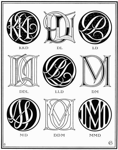 best 25  monogram tattoo ideas on pinterest