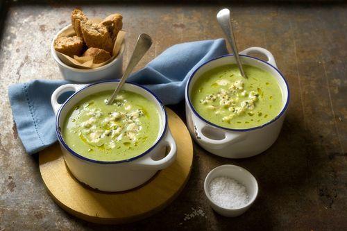 Brokolicová polévka | Pro ŽENY a HUBNUTÍ | od fitness Danči | Česko