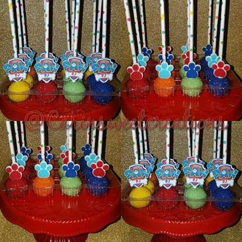Image Result For Paw Prints Cake Stand