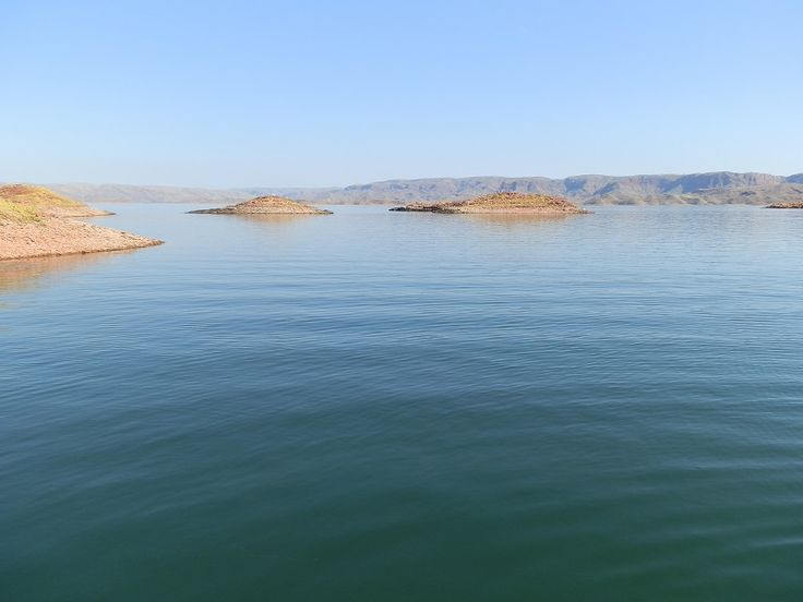 AWESOME Lake Argyle - #Australia's largest artificial lake is SO big it's classified as an inland sea!