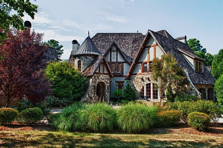 The 25 Best Storybook Homes Ideas On Pinterest