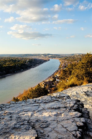 Mount Bonnell, the best view in AUSTIN TX  We take the kids here on either birthdays or anniversarys lol lots of dates but we try to 2 times a year n they love it especially the stairs