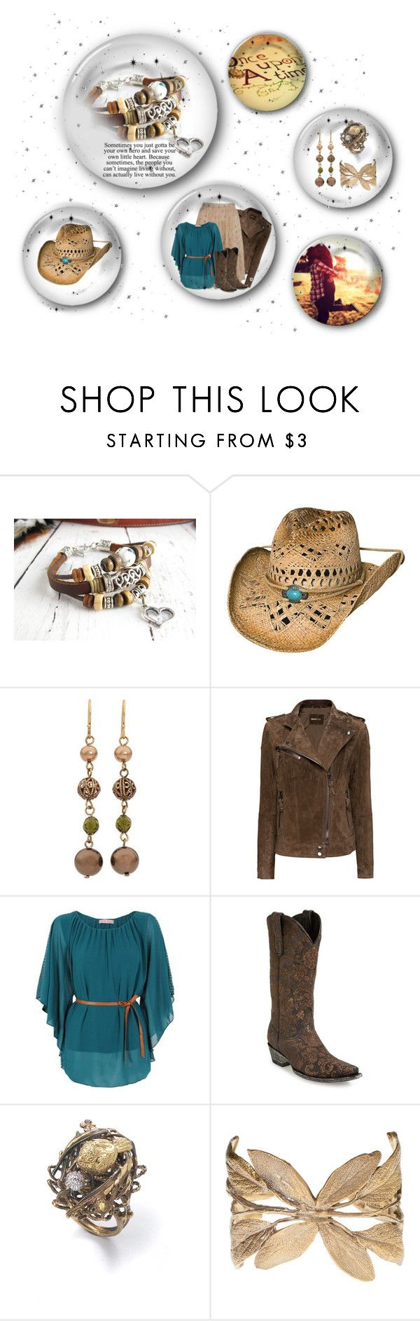 Save Your Heart by misspoppybird on Polyvore featuring MANGO, Old Gringo, Vernissage, Alkemie, Carolee, women's clothing, women's fashion, women, female and woman