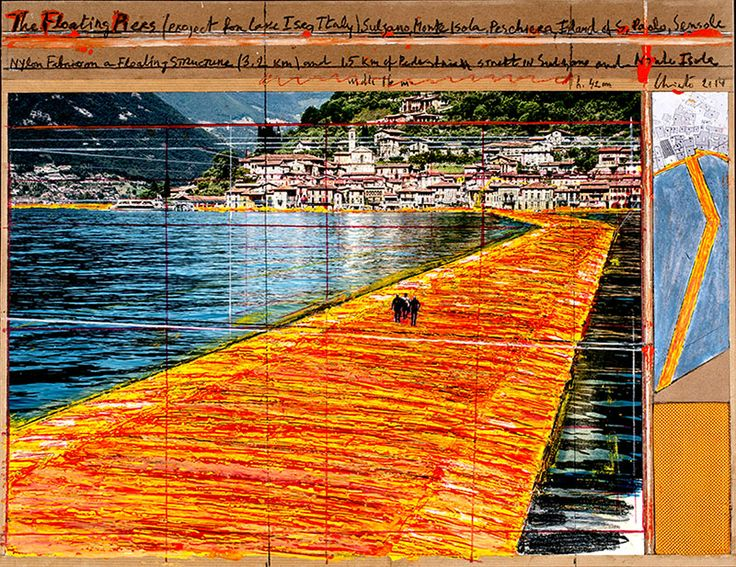"""<p>Christo+&+Jeanne-Claude+are+internationally+recognized+for+their+outdoor+artistic+interventions.+These+large-scale+works+have+adorned+some+of+the+most+famous+landscapes+and+buildings+around+the+world,+""""Surrounded+Miami+Islands""""+(1983),+""""Pont+Neuf""""+(1984)+and+the+widely+publicized+""""Wrapped+Reichstag""""+(1995)+mark+the+most+recognized+high+points+that+demonstrate+their+…</p>"""