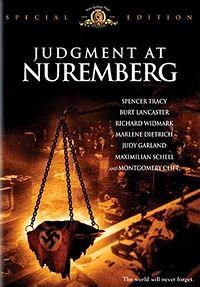 Judgment at Nuremberg DVD