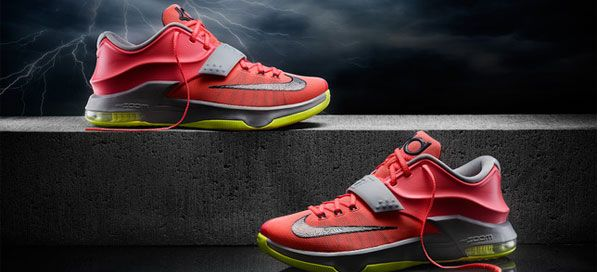 Nike apresenta KDT, a nova sapatilha de Kevin Durant