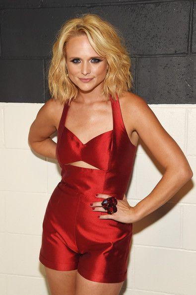Miranda Lambert Photos: Three Lions Entertainment Presents Fashion Rocks 2014 - Backstage
