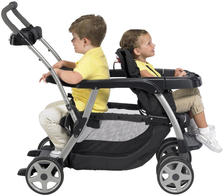 Graco Ready To Grow Duo Stroller Forecaster Best Price