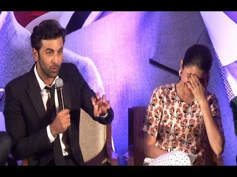 LMAO ! Ranbir Kapoor narrating a funny incident that happened during the shooting of BOMBAY VELVET.  See the video at : https://youtu.be/eMZeyd3ujNk #ranbirkapoor #bombayvelvet