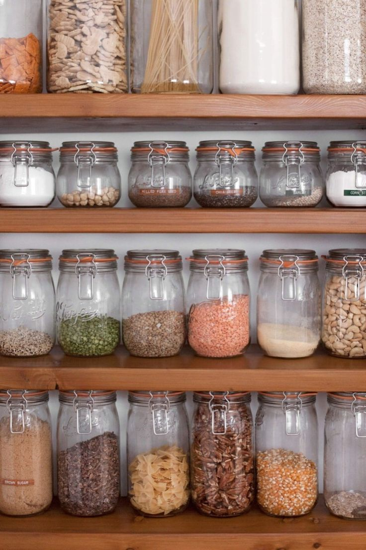 42 creative and inspiring pantry design ideas with images