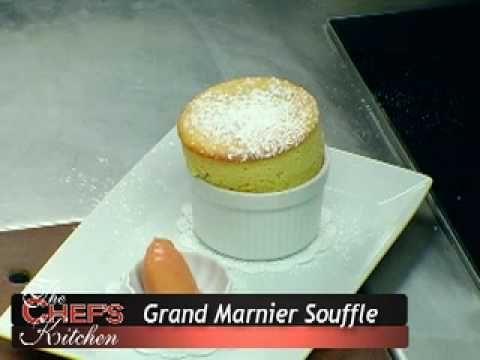 The Chef's Kitchen - Grand Marnier Souffle