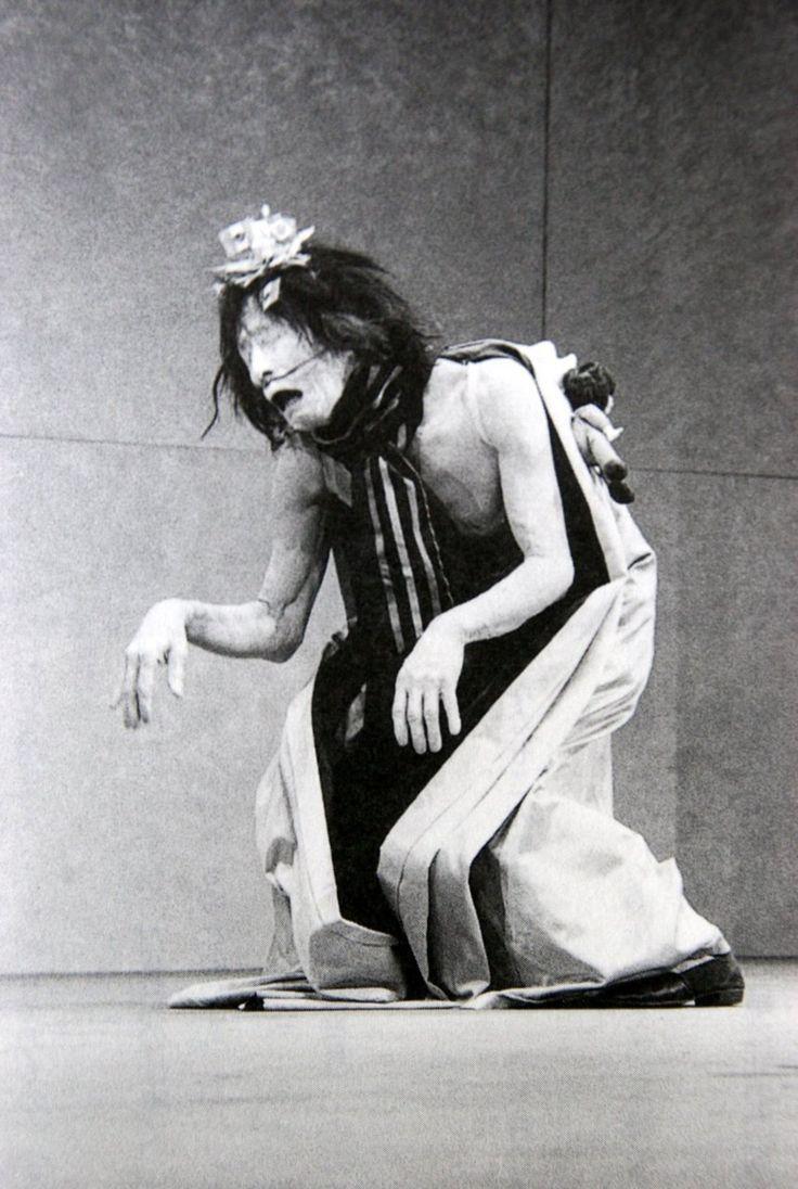 Butho: La Danza macabra Japonesa