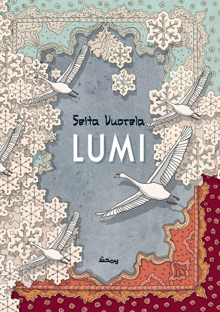 Terhi Ekebom, cover illustration, wsoy 2016