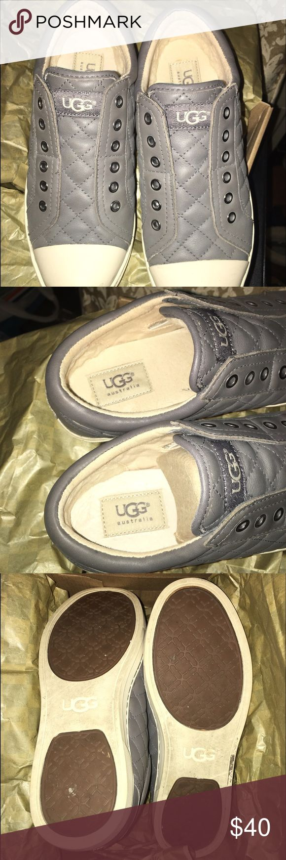 Ugg sneakers comfortable rarely worn Ugg sneakers very comfortable rarely worn looking for a nice set a feet to be shown off UGG Shoes Sneakers