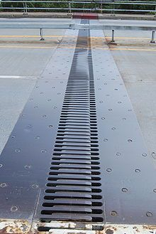 Expansion joint - Wikipedia, the free encyclopedia