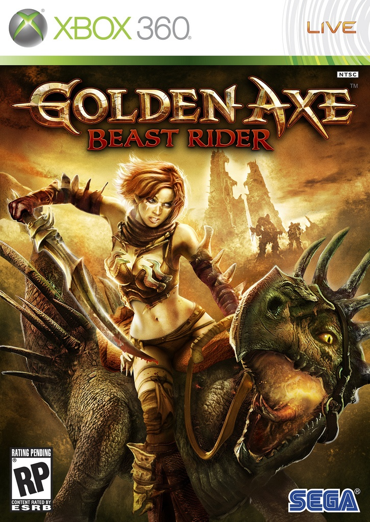 Golden Axe: Beast Rider. Secret Level, 2008
