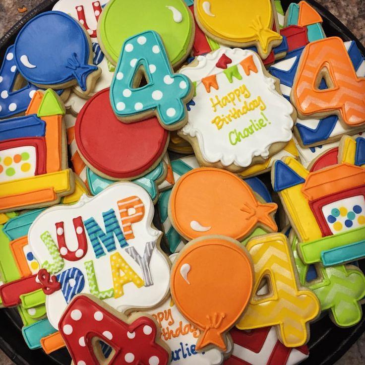 Bounce house birthday!